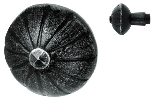 Türknopf mit Wechselstift HAGER 10.224