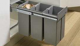 BIN.IT TRIO 3 x 10l