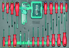 Chariot d'outils Swiss Team 297