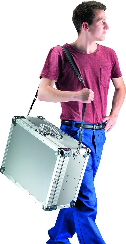 Caisse à outils pour menuisiers de construction légère OPO SERVICE