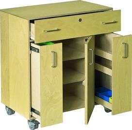 Sottocostruzione per cassa con attrezzi da falegname OPO COMFORT