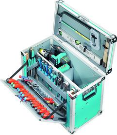Caisse à outils construction légère COMPACT