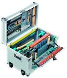 Cassetta porta-utensili in lega leggera da carpentiere OPO PROFI