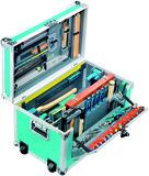 Caisse à outils pour charpentiers de construction légère