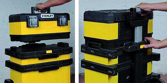 Officina mobile STANLEY