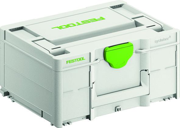 Cassetta di transporto FESTOOL Systainer