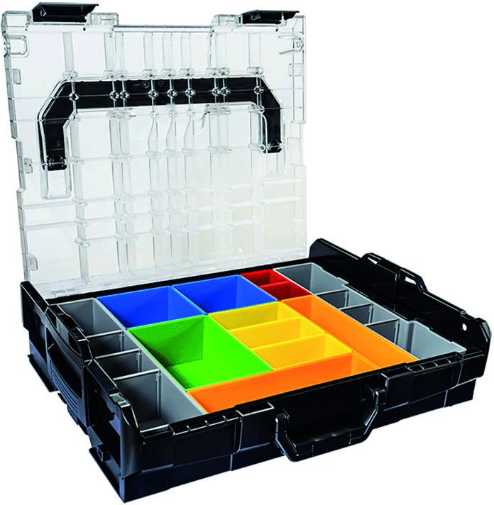 Sortimentskoffer L-BOXX 102