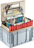 Caisse à outils PRO FLEX 112-pièces