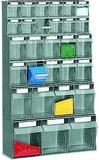 Système de casiers pour montage murale PRACTIBOX