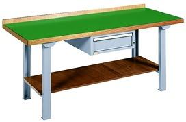 Tables pour machines pour l'atelier du travail du bois