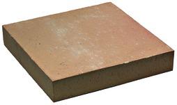 Plaque de pierre réfractaire