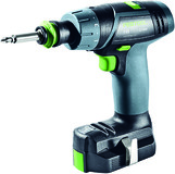 Perceuse-visseuse à 2 vitesses à accu FESTOOL TXS Li 2,6-Plus