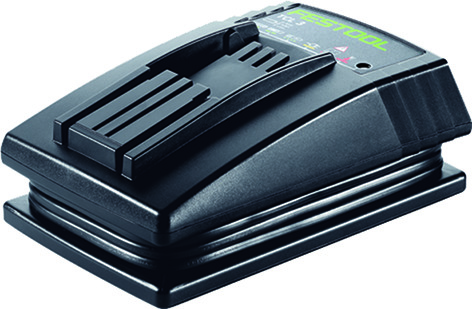 Caricabatteria FESTOOL per batteria NiCd, NiMH e Li-Ion