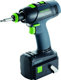 Perceuse-visseuse à 2 vitesses à accu FESTOOL T 18+3 Li 5,2-Plus