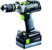 Perceuse-visseuse-marteleuse à 4 vitesses à accu FESTOOL PDC 18/4 Plus
