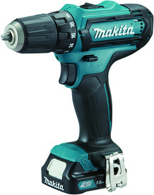 Perceuse-visseuse à 2 vitesses à accu MAKITA DF 331 DSYJ