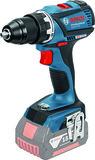 Perceuse-visseuse à 2 vitesses à accu BOSCH GSR 18 V-EC Solo Click + Go