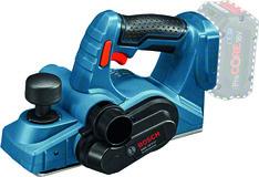 Rabot à main à accu BOSCH Click + Go GHO 18 V-Li Solo