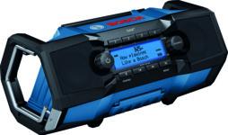 Akku-Baustellenradio BOSCH Click+Go GPB 18V-2 SC