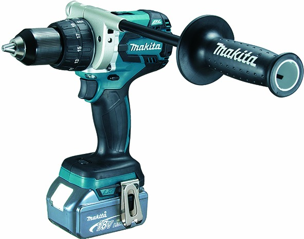 Perceuse visseuse à 2 vitesses à accu MAKITA DDF 481 ZJ