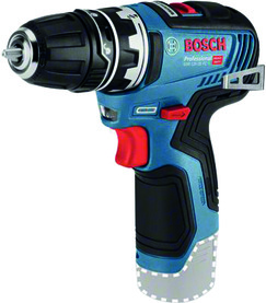 Perceuse-visseuse à 2 vitesses à accu BOSCH Click + Go GSR 12 V-35 FC FlexiClick Solo