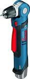 Trapano-avvitatore ad angolo a 1 marcia a batteria BOSCH Click + Go GWB 12 V-10 Solo
