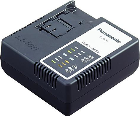 Caricabatteria PANASONIC per batterie Li-Ion