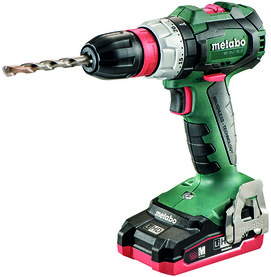 Perceuse-visseuse à 2 vitesses à accu METABO BS 18 LT BL Q