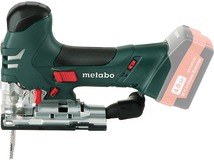 Seghetto alternativo a batteria METABO STA 18 LTX 140 solo