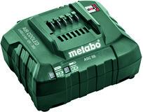 Caricabatteria METABO per batterie alla diapositiva Li-Ion e LiDH