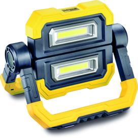 Projecteur LED à accu TECHNOCRAFT FOLD