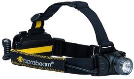 LED Stirnlampe SUPRABEAM V3