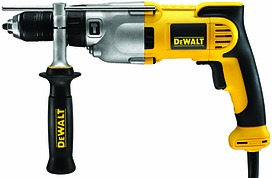 Perceuse-frappeuse à 2 vitesses DEWALT DWD 524 KS