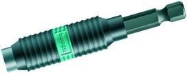 Supporto bit universale magnetico BiTorsion con mandrino autoserrante WERA