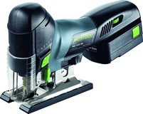 Scies sauteuses FESTOOL CARVEX PSC 420 EB Li 18-Plus