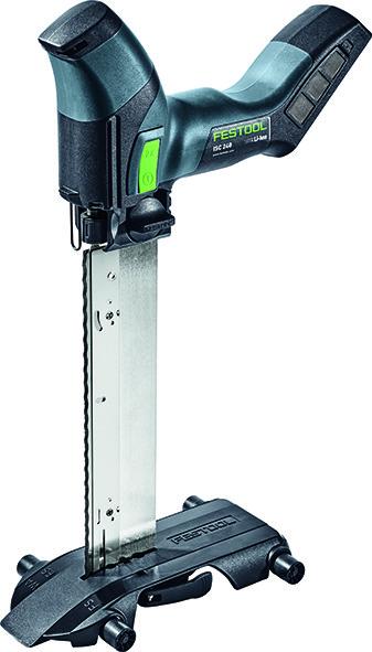 Scie sans fil pour matériaux isolants FESTOOL ISC 240 Li EB-Basic