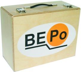 Coffre en bois pour BEPo  UFS 115 N
