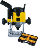 Fresa verticale manuale DEWALT DW 621