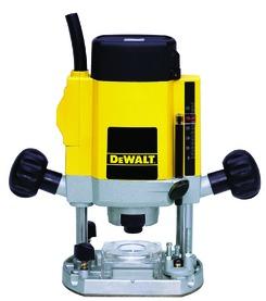 Fresatrice verticale manuale DEWALT DW 615