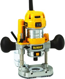 Fresa verticale manuale DEWALT D 26203