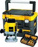 Fresatrice verticale manuale DEWALT DW 615 KXT