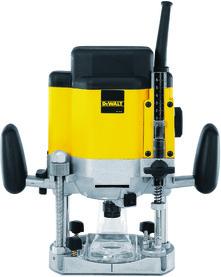 Fresatrice verticale manuale DEWALT DW 624