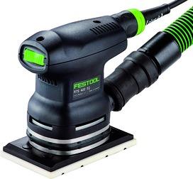 Ponceuse-vibreuse FESTOOL RTS 400 EQ-Plus