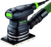 Levigatrice oscillante FESTOOL RTS 400 EQ-Plus