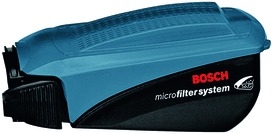 Boîte de micro filtre BOSCH pour ponceuse-vibreuse BOSCH GSS 140 A