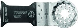 E-Cut Standard-Sägeblatt curved FEIN HCS