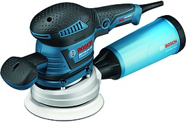 Ponceuse excentrique BOSCH GEX 125 / 150 AVE