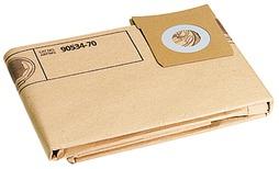 Sacs à filtre en papier pour aspirateurs PROMAC VAC
