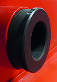 Adattore per tubo 58 / 36 mm HEGNER
