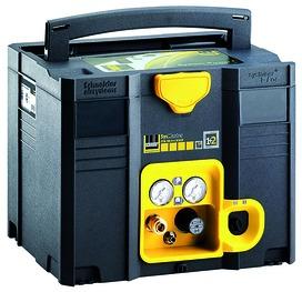 Compresseur sans huile SCHNEIDER SysMaster 150-8-6